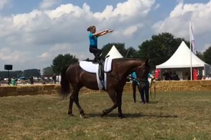 Demonstraties Brabantse Kampioenschappen 2018
